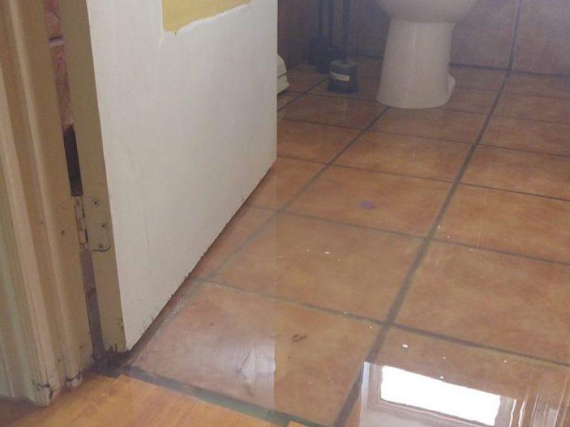 Remise à neuf après inondation ou sinistre