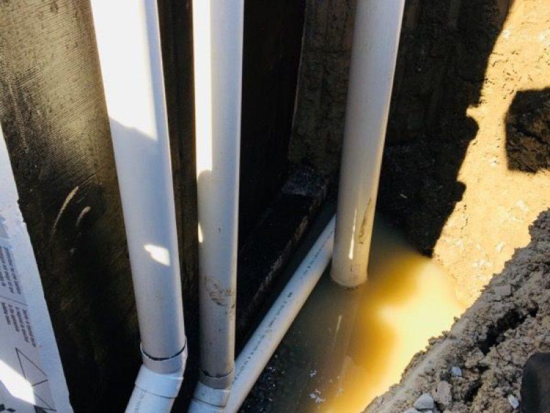 Réalisation DRAINSPEC tuyaux de drainage