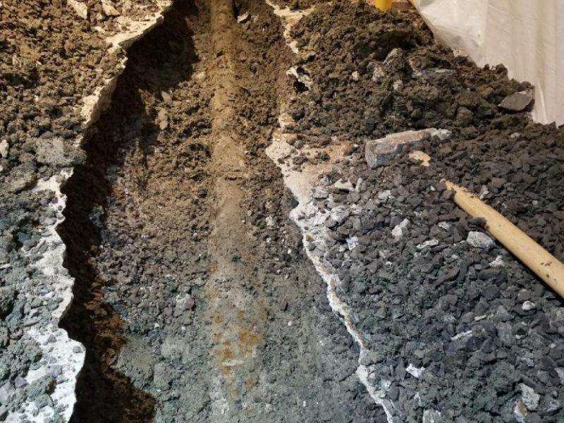 Réalisation DRAINSPEC plomberie débouchage de drain et égoût